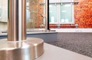 SHS Products - Stainless Handrail Systems Showroom - Display Lounge