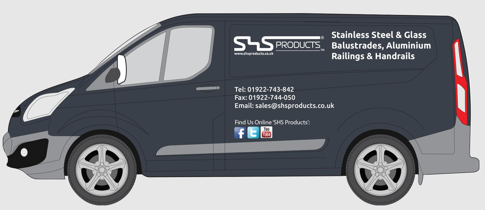 SHS Van for email