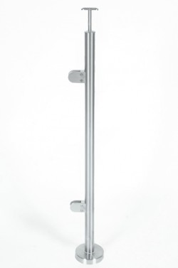 Professional End Post - Stainless Steel - Balustrade Post - SHS Products