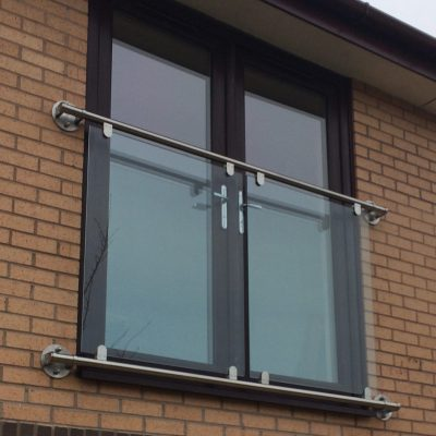 The Professional Juliet Balcony - SHS Products