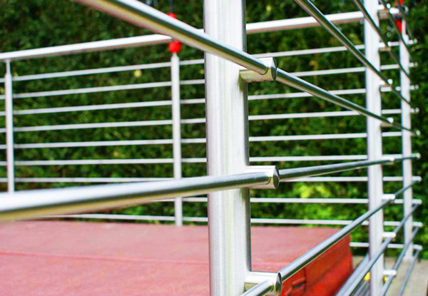 Stainless Steel Rod Infill Balustrade Blog