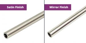 Satin vs Mirror