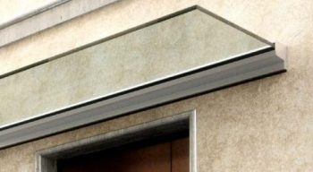 SHS Products - Linear Mini Glass Canopy