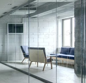 SHS Products - Glass Wall Partitions