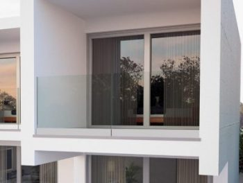 SHS Products - AFINA all glass balustrade