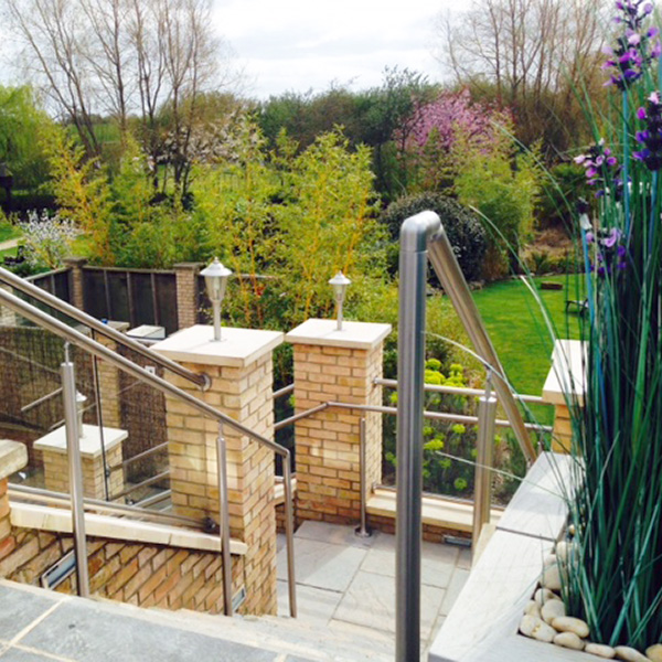Bespoke Balustrades by SHS Products