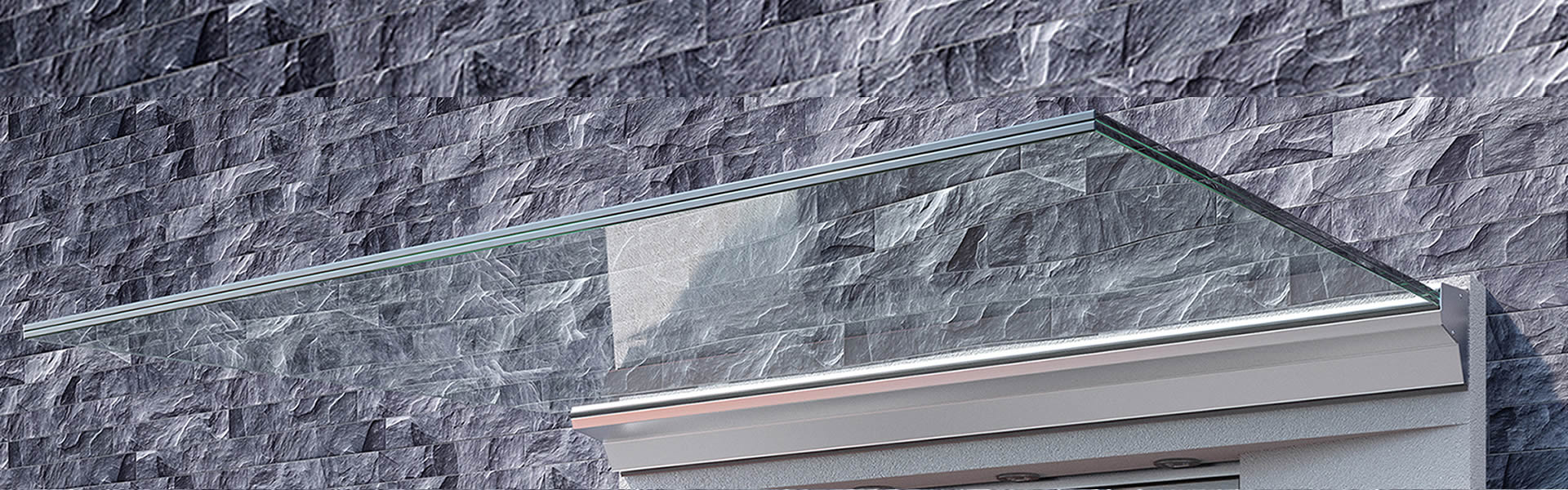 Six reasons to add a glass canopy to your property