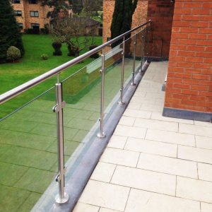 SHS Products - Professional Glass and Stainless Steel Balustrade