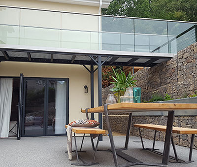 SHS Installs Balustraded Glass for BBC DIY SOS