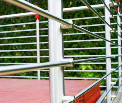 All About The Steel Rod Balustrade