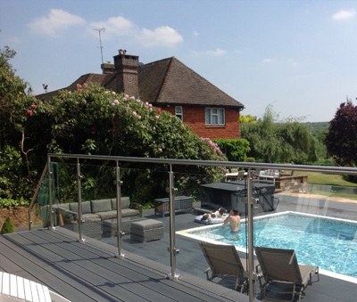 The Professional Balustrade System, Ideal for Decking, Staircase & Balconies