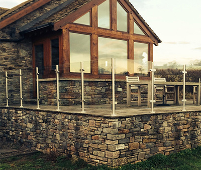All you need to know about the Elegance Glass Balustrade System