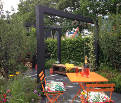 SHS Wire Rope Used in BBC Gardeners' World Live GOLD Award