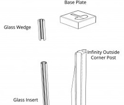 How to Fit a Glass Balustrade: Infinity Easy Install Guide