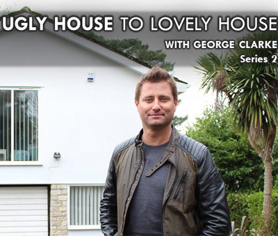 SHS Glass Balustrade Featured on Ugly House to Lovely House
