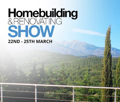 SHS attend the Homebuilding & Renovating Show 2018