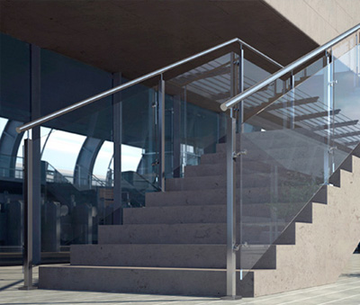How to install our Pinion Stainless Steel & Glass Balustrade
