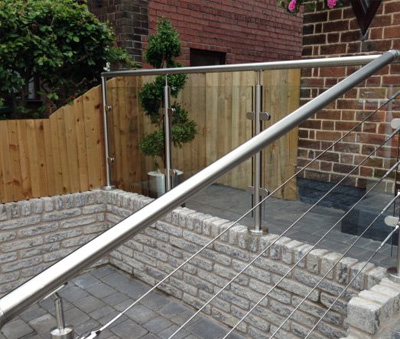 Stainless Steel Balustrade & Handrail Maintenance