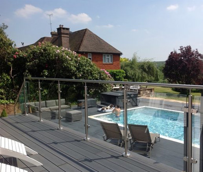 Swimming Pool Safety Barriers - Ideas & Inspiration