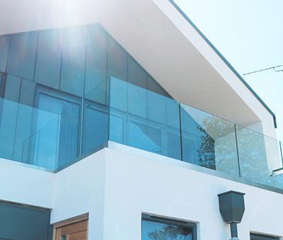 SHS Top Tips on Picking a Glass Balustrade