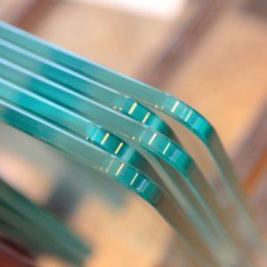 Frameless Glass Balustrade - 12mm Toughened Glass Panel