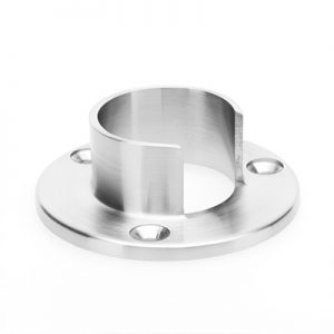 Slotted Wall Flange
