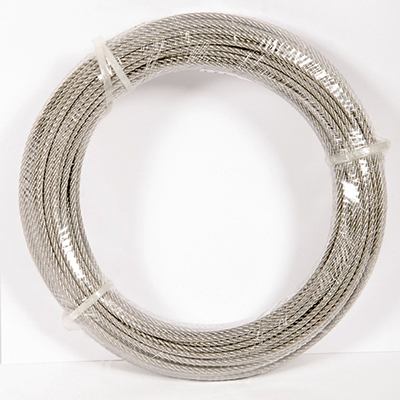 Stainless Steel Balustrade - Wire Rope
