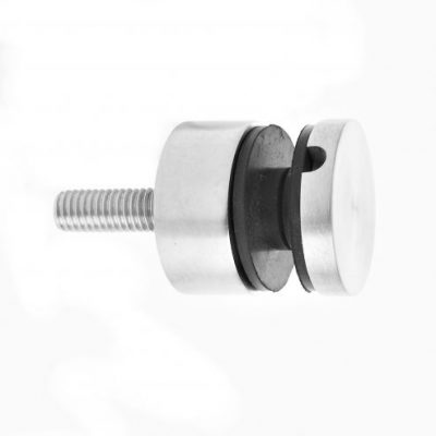 30mm Dia Glass Holder for Flat Surface