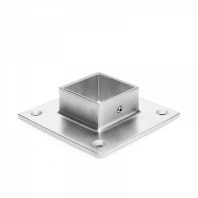 Upright Clamp / Wall Flange (Square)