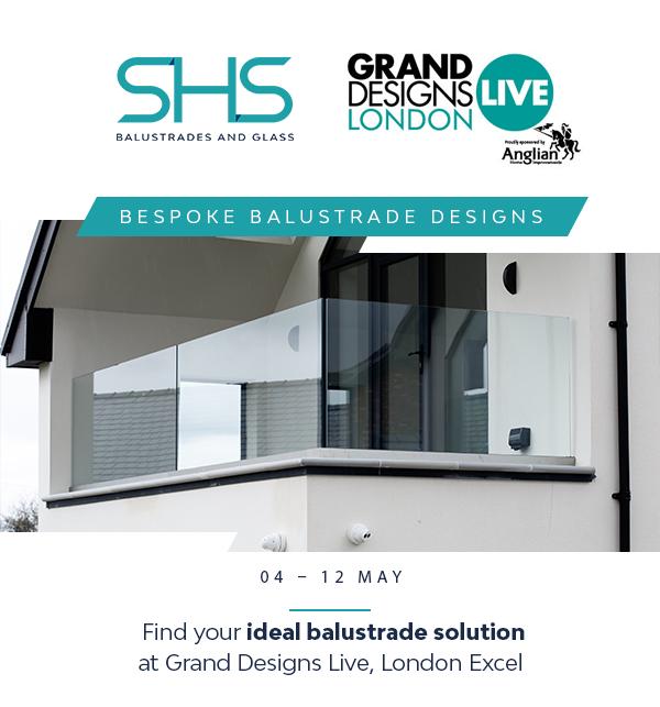 SHS Showcase at Grand Designs Live 2019
