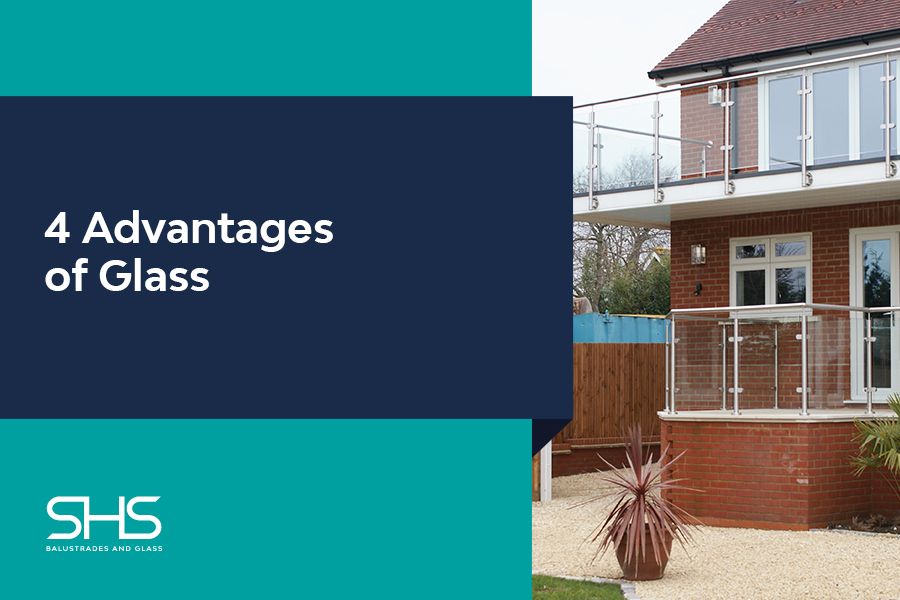 4 Advantages of Glass Walls and Glass Balustrades