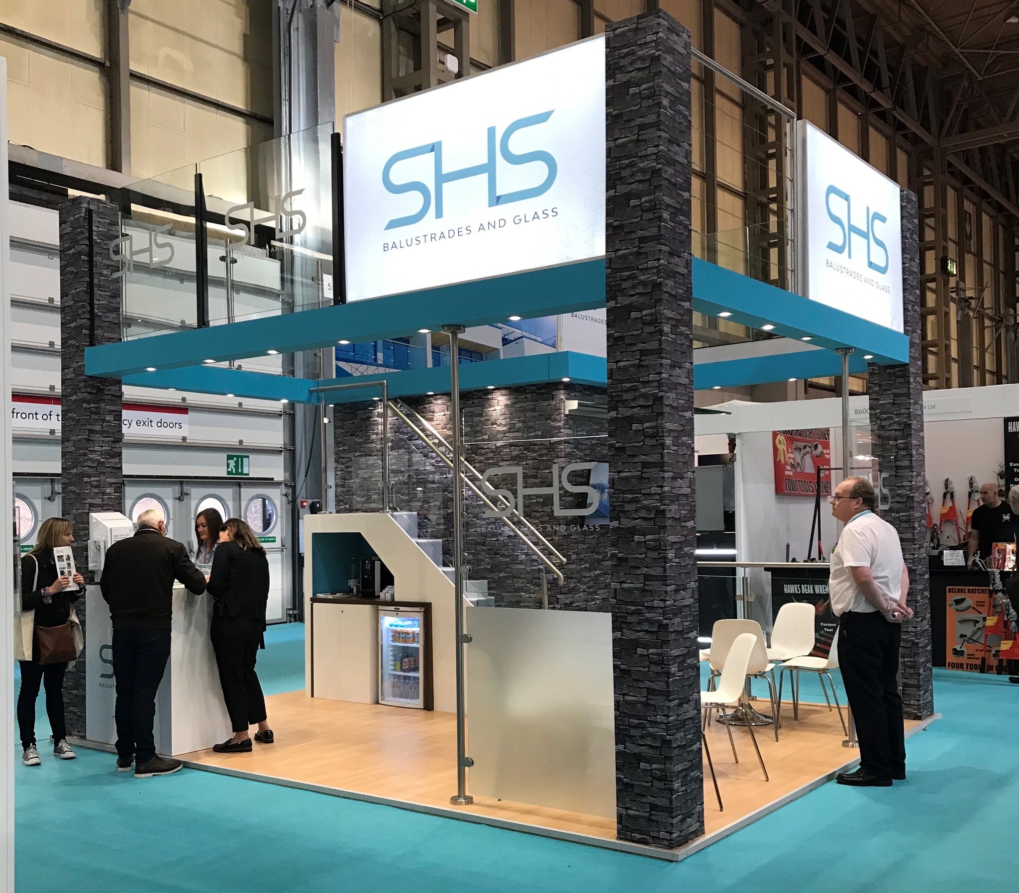 SHS attends Grand Designs 2019 – Competition prize winner announced