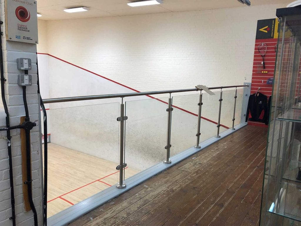 Refit season for the leisure industry: what can glass balustrades add?