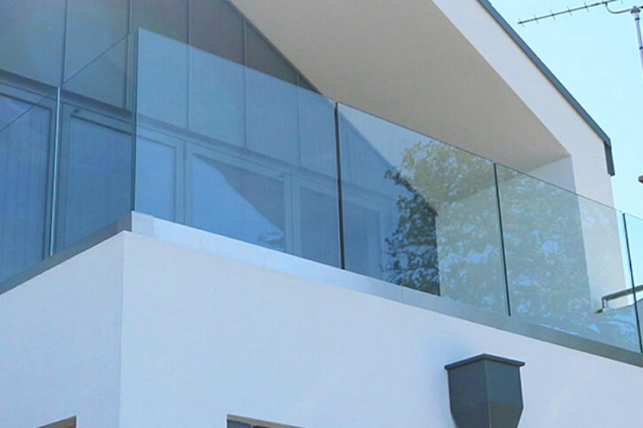 5 glass balustrades for an unobstructed view