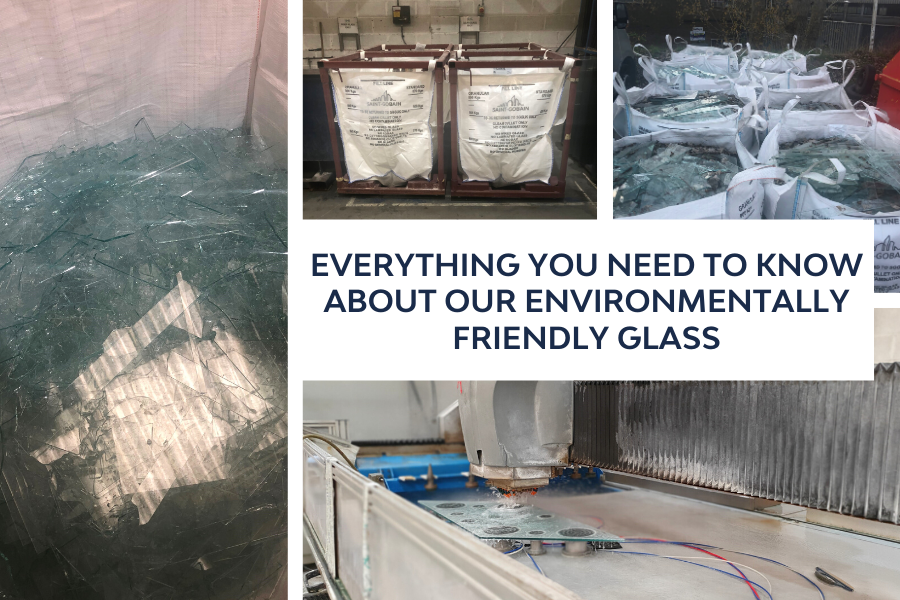 Everything you need to know about our environmentally friendly glass