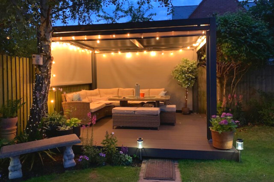 How to make the most of your outdoor space this summer