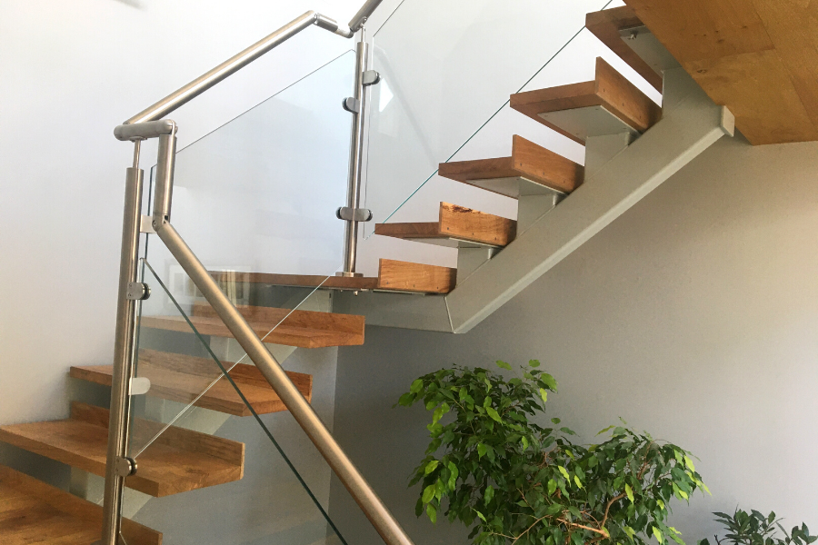 Key features for safe and functional stairs